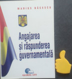 Angajarea si raspunderea guvernamentala Marius Bacescu