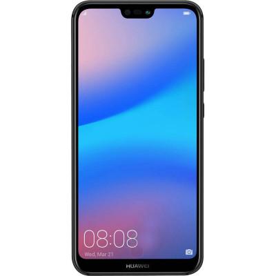 Smartphone Huawei P20 Lite 64GB 4GB RAM Dual Sim LTE 4G Black foto