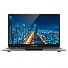 Laptop ultraportabil Explore 1405 Kruger si Matz, Intel Celeron 1.1 GHz, Quad Core, 4GB RAM, 32 GB, 14.1 inch, 1920 x 1080 px, Gri