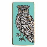 Tava din portelan - Owl | Galison