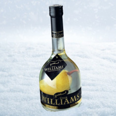 Distilat de pere Williams cu para intreaga Alc. 40% vol. 0,7 l