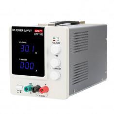 Cumpara ieftin Sursa laborator UTP1305 UNI-T, curent de iesire reglabil