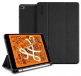 Protectie Flip Cover Ringke Smart 8809659045781 pentru iPad Mini 2019 7.9inch (Negru)
