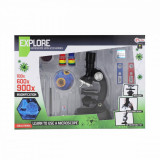 Set Toi-Toys Microscop cu accesorii si lumini