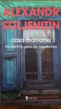 Alexandr Soljenitin, CASA MATRIONEI/INCIDENT LA GARA DIN KOCETOVKA