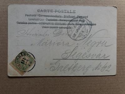 ABRUD , ABUDBANYA  1902 foto