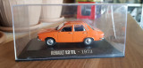 Macheta Renault 12 Orange Dacia 1300 1/43 Norev