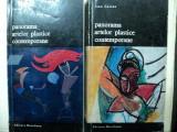 PANORAMA ARTELOR PLASTICE CONTEMPORANE-JEAN CASSOU-BUC. 1971 VOL.I-II