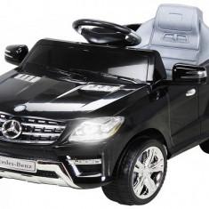 Kinderauto Mercedes ML350 STANDARD 1x25W Negru