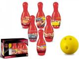 Set bowling Cars cu popice si bila Mondo