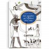 Zeii egipteni pe intelesul fiului meu | Pascal Vernus, Cartier