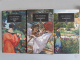 La Medeleni - Ionel Teodoreanu - 3 vol. - Jurnalul National - stare foarte buna
