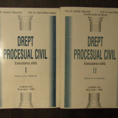 DREPT PROCESUAL CIVIL-S.ZILBERSTEIN,V.M.CIOBANU 2 VOLUME