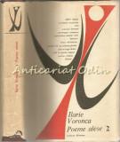 Poeme Alese II - Ilarie Voronca - Tiraj: 1660 Exemplare