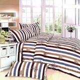 Lenjerie de pat pentru 1 persoana, 180x220 cm