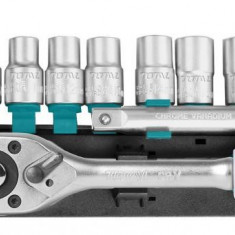 Trusa de chei tubulare 1/2 cu antrenor 12 piese (Industrial)PB Cod:MXTHT141121