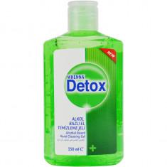 Gel antibacterian Detox, dezinfectant, pentru maini 250 ml