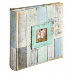 Album foto Cottage, Hama, 2453, 200 poze, 10 x 15 cm, Albastru
