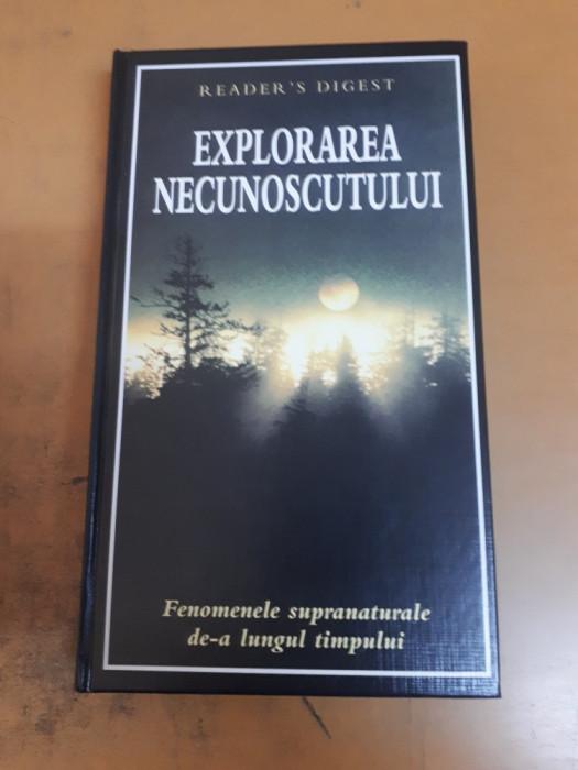 Explorarea necunoscutului Readers Digest București 2008 fenomenele supranaturale