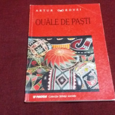 ARTUR GOROVEI - OUALE DE PASTI