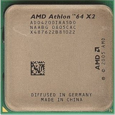 Procesor AMD Athlon 64 X2-Dual Core 4200+ 2.2GHz Windsor Socket AM2 89W Box P247