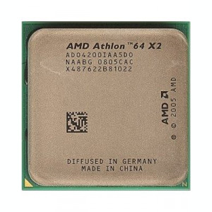 Procesor AMD Athlon 64 X2-Dual Core 4200+ 2.2GHz Windsor Socket AM2 89W Box P247