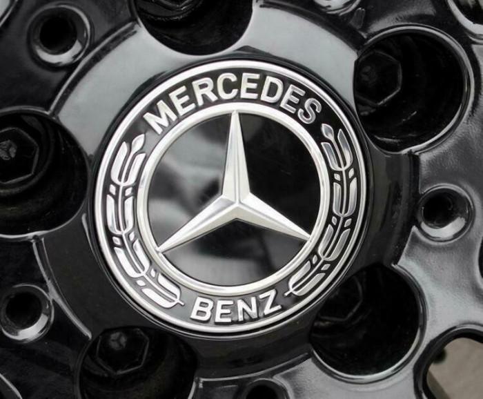 Capace jante Mercedes new black