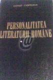 Personalitatea literaturii romane. O incercare de sinteza