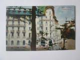 Carte postala Baile Govora-Palace Hotel,circulata 1927