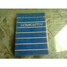 POEZII - LERMONTOV