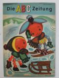 DIE ABC ZEITUNG , HEFT 1 . JAHRGANG 1961