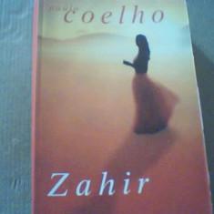 Paulo Coelho - ZAHIR { Humanitas, 2005 }