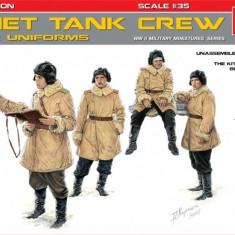 1:35 Soviet Tank Crew (Winter Uniforms) - Special Edition - 5 figures 1:35