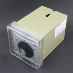 Controler de temperatura, 399 grade Celsius, afisaj analogic, TEA-2001 - 111361