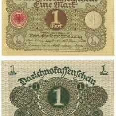 Germania 1920 - 1 mark UNC