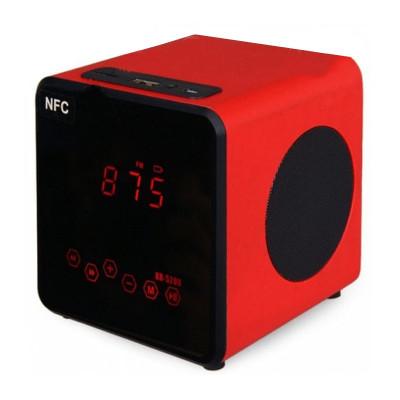 Radio portabil cu touchscreen KR5200, USB, card SD foto