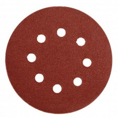 Set 5 discuri abrazive Yato YT-83454, granulatie 100, diametru 125 mm