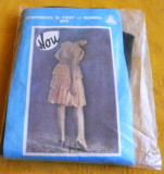 Ciorapi nylon PERLA anii 80 in ambalaj original Intreprinderea 7 Noiembrie Sibiu
