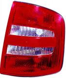 Cumpara ieftin Stop tripla lampa spate dreapta (semnalizator alb, culoare sticla: rosu) SKODA FABIA LIMUZINA COMBI 1999-2004