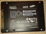 "480GB SSD Samsung PM863 OEM Laptop Desktop PC SATA III SSD SATA 3 , 2.5"", 480 GB"