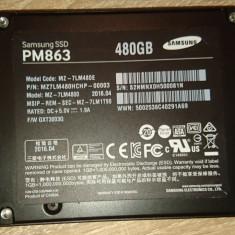 """480GB SSD Samsung PM863 OEM Laptop Desktop PC SATA III SSD SATA 3 , 2.5"""", 480 GB"""
