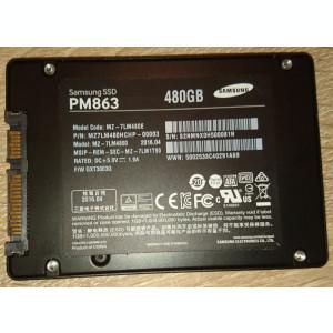 480GB SSD Samsung PM863 OEM Laptop Desktop PC SATA III SSD SATA 3 , 2.5