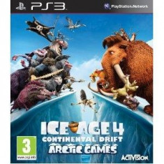 Ice Age 4 Continetal Drift PS3