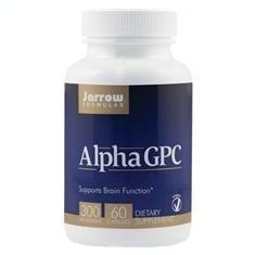Alpha GPC 300mg Jarrow Formulas Secom 60cps Cod: 24644