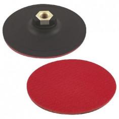 Suport disc abraziv auto-adeziv cu filet / 125mm
