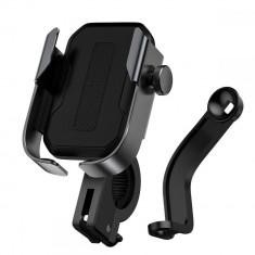 Suport universal bicicleta/moto Baseus Armor Black