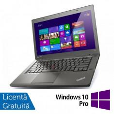 Laptop Lenovo ThinkPad T440, Intel Core i5-4300U 1.90GHz, 8GB DDR3, 320GB SATA, 14 Inch + Windows 10 Pro
