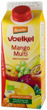 Suc BIO de mango si multi fruct, 0,75l VOELKEL