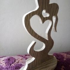 """statueta """"el si ea"""" dragobete"""
