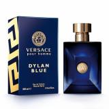 Apa de toaleta Tester Barbati, Versace Dylan Blue, 100ml, 100 ml